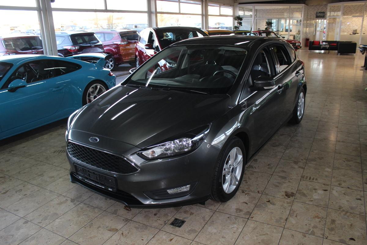 Ford Focus 1,5TDCi  1.HAND + PDC + SITZHZG + Euro6