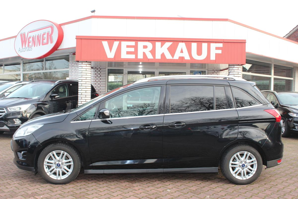 Ford Grand C-Max  Navigation PDC Winterpaket