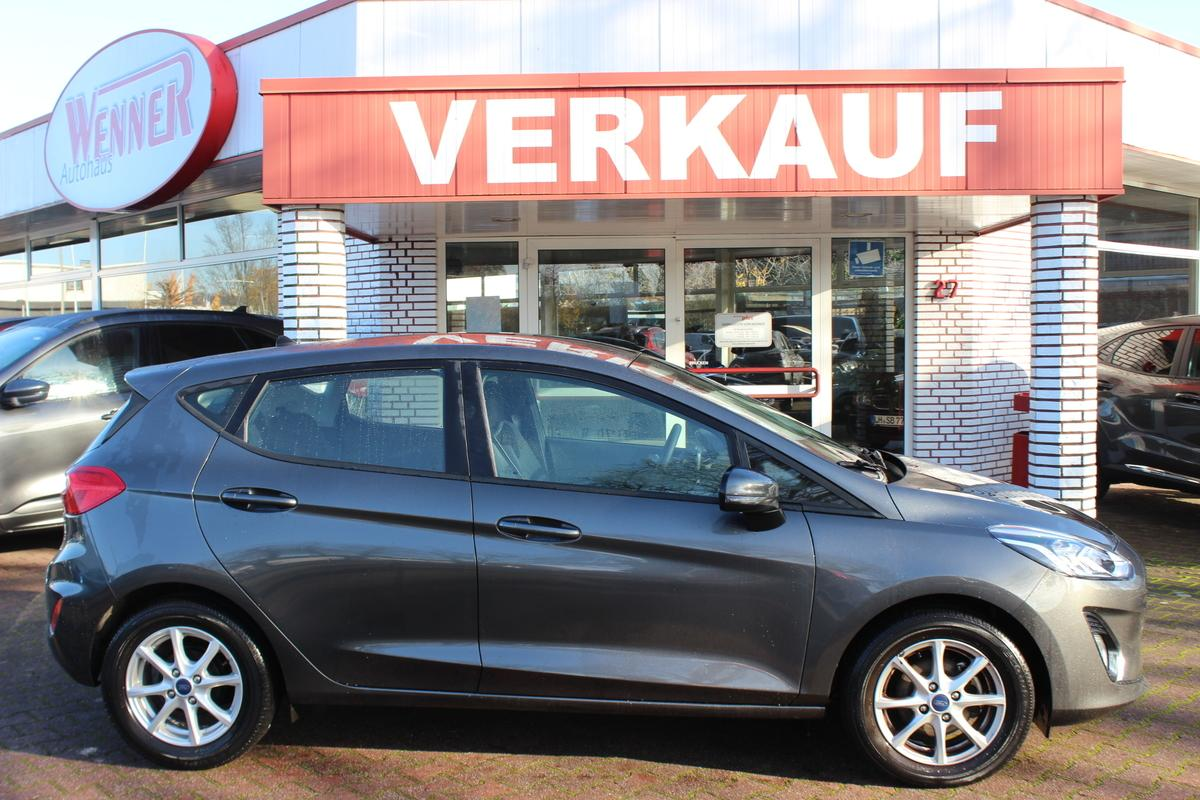 Ford Fiesta 1,1 86PS Trend + / Sync 2,5 + PDC + Klima